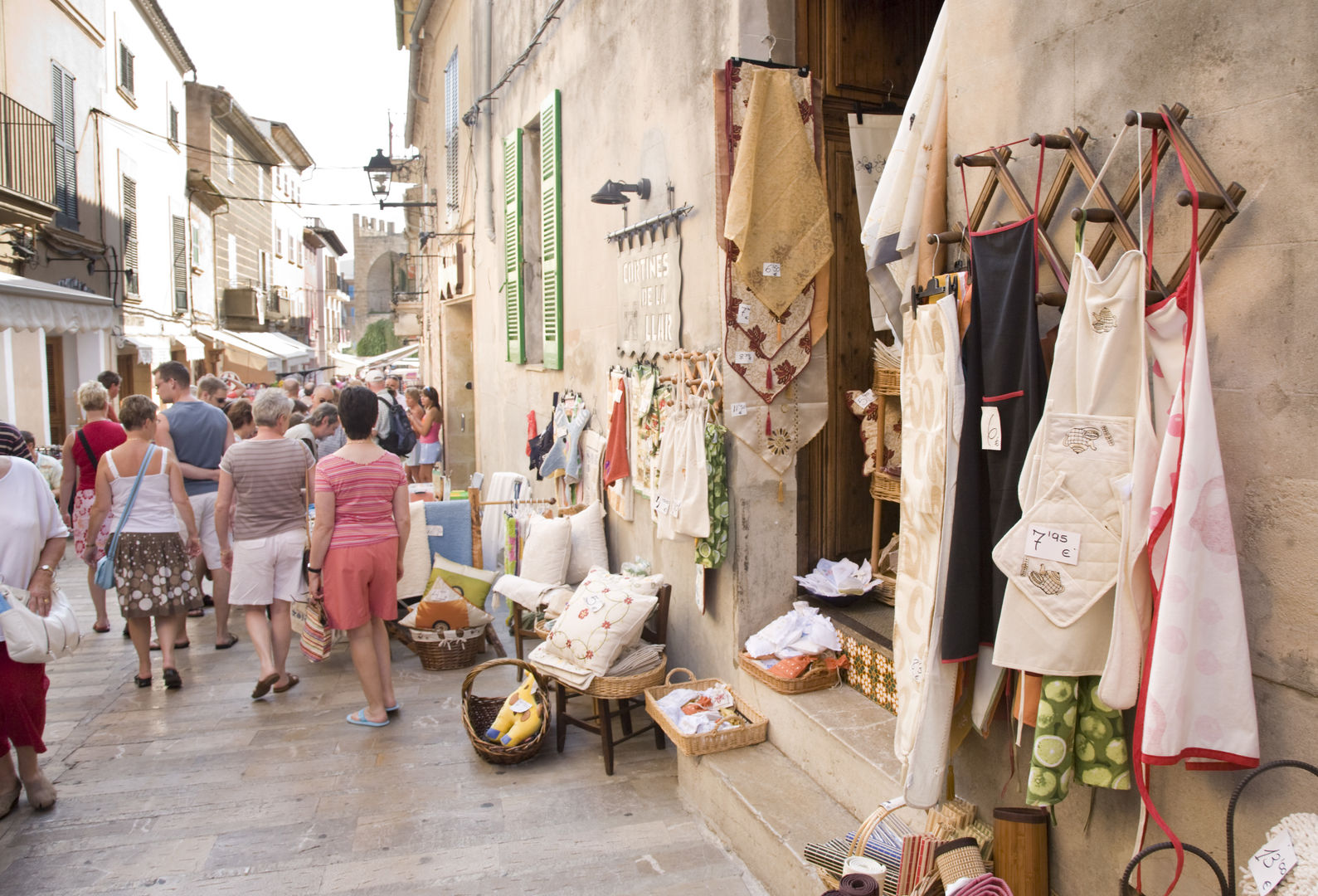 alcudia markt
