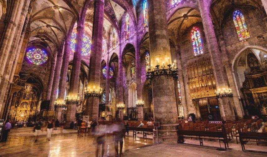 Kathedrale Tickets im Preis inbegriffen