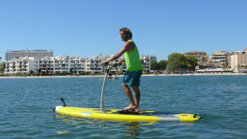 Paddle Board in Alcudia