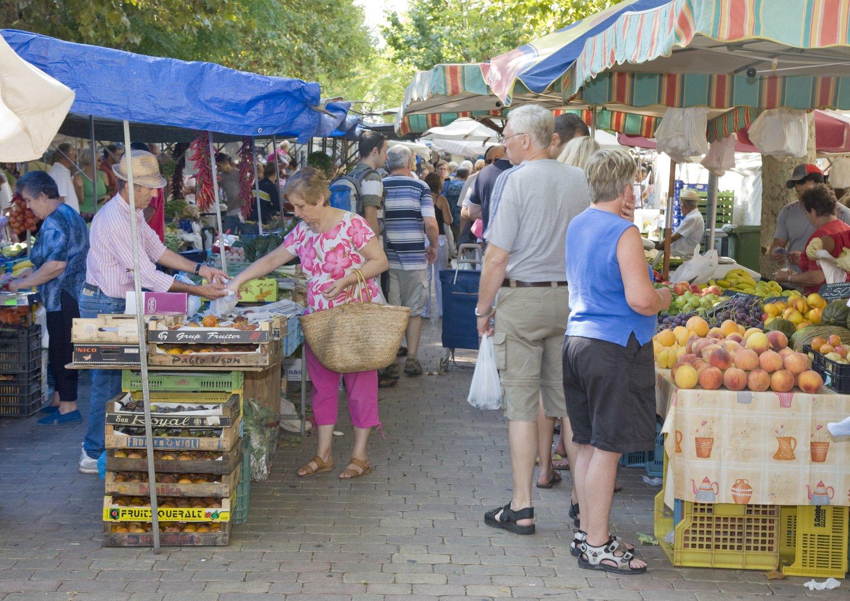 Wochenmarkt in Alcudia
