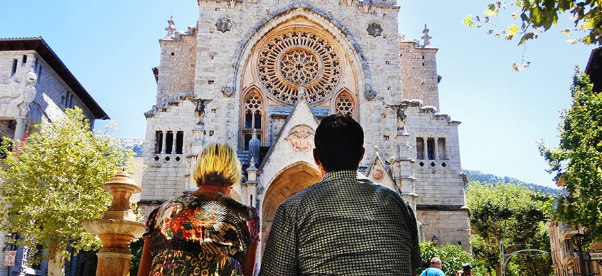 private tour to soller in mallorca