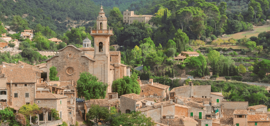 Guided visit to Carthusian Monastery in Mallorca