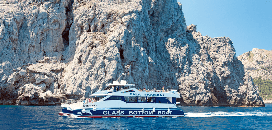 boat to cape of formentor