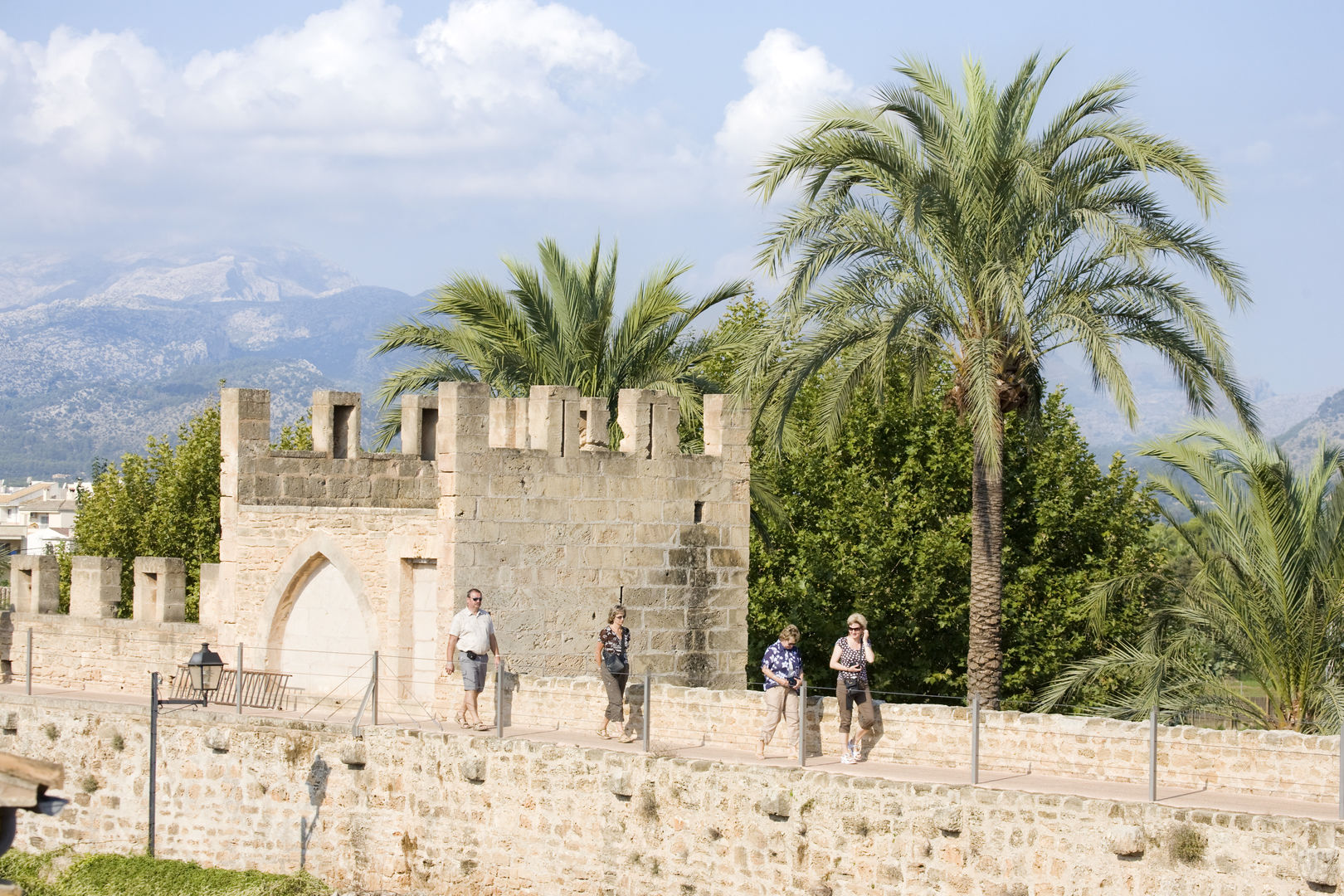 tour of ruins alcudia